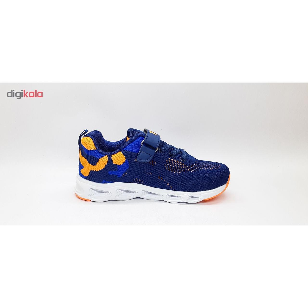 کفش مخصوص پیاده روی بچگانه یلی کد 2172