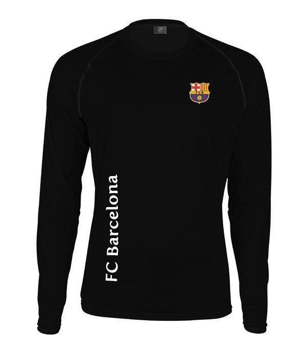 تیشرت آستین بلند مردانه پاتیلوک طرح بارسلونا مدل 330527 main 1 1