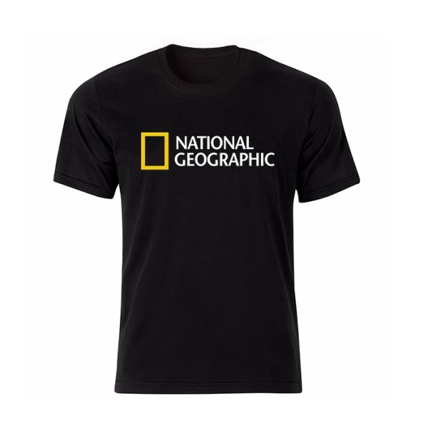 تی شرت آستین کوتاه مردانه طرح نشنال جئوگرافیک کد BWY13345