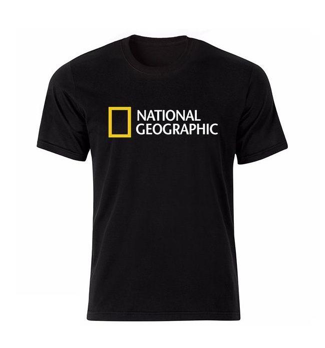 تی شرت آستین کوتاه مردانه طرح نشنال جئوگرافیک کد BWY13345 main 1 1