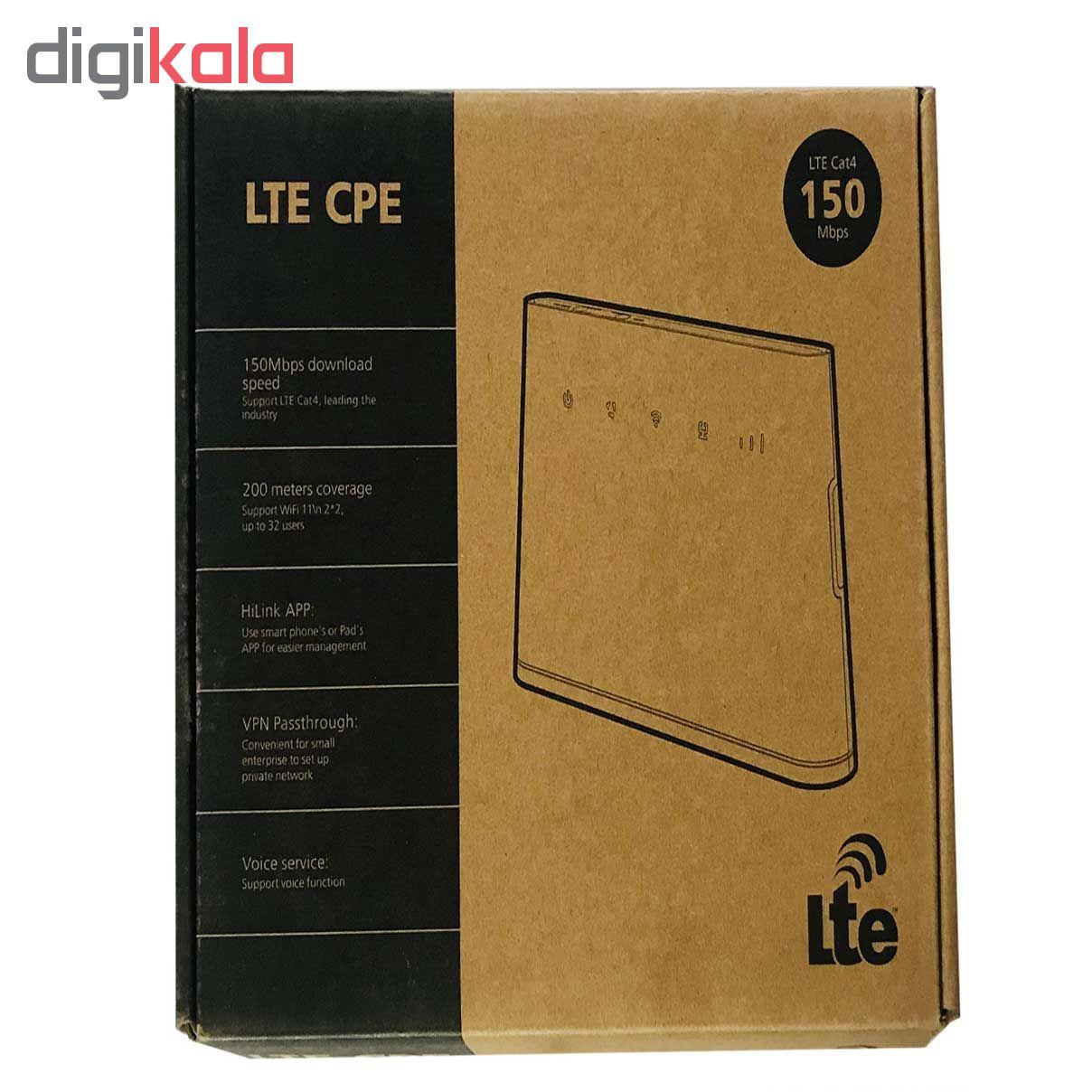 مودم 4G  مدل CPE B310