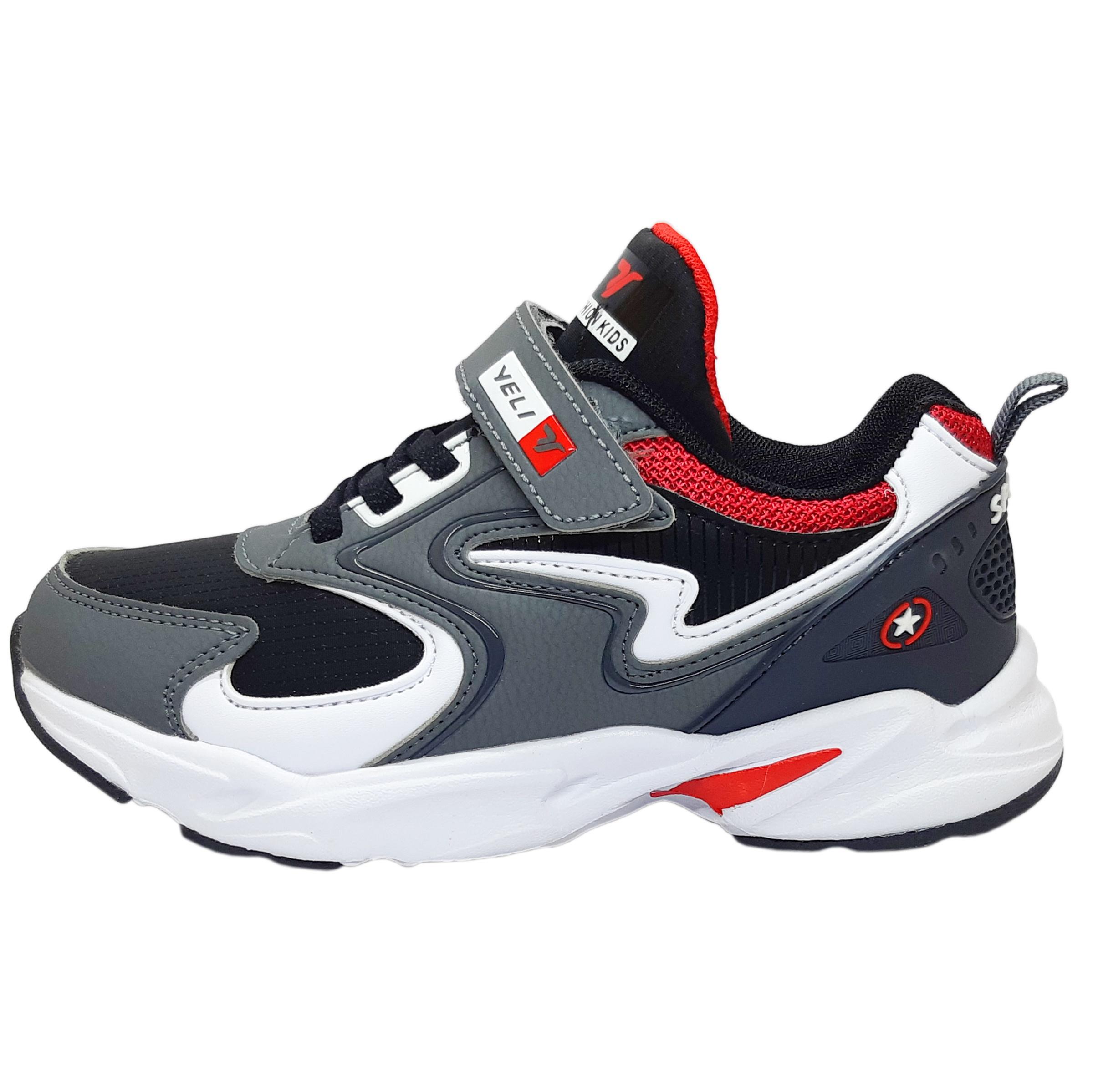 کفش مخصوص پیاده روی بچگانه یلی کد 2180