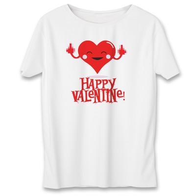 Photo of تی شرت زنانه به رسم طرح تبریک کد 573