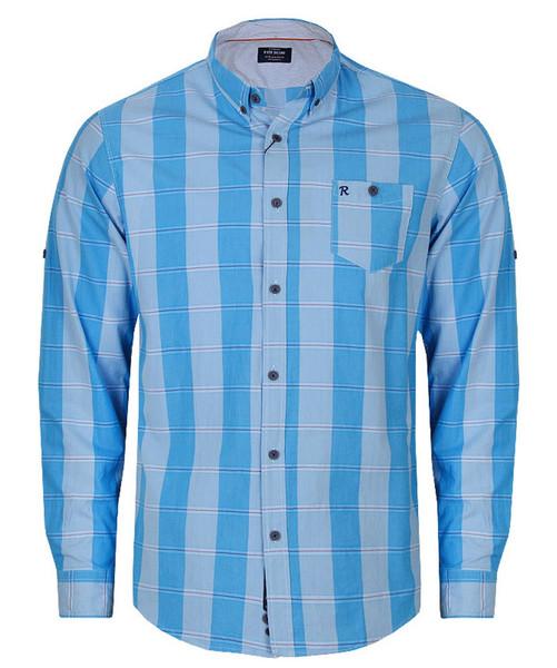 پیراهن مردانه چهارخانه ریور اوکلند کد 303010513