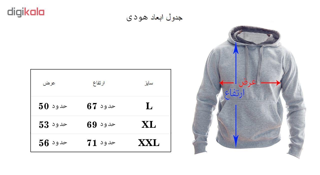 هودی مردانه به رسم طرح دیوار کد 179 main 1 3