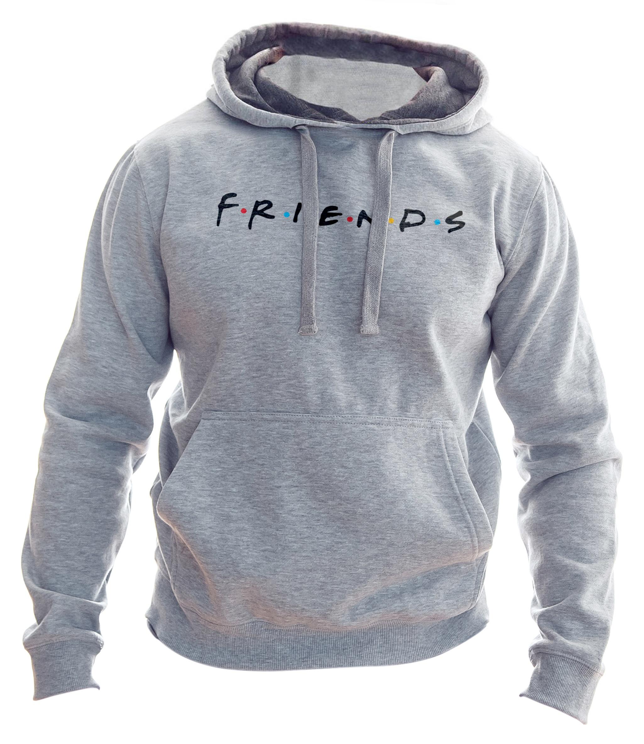 خرید                     هودی مردانه به رسم طرح دوستان کد 187