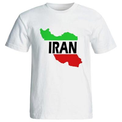 تی شرت مردانه IRAN ایران کد 3820