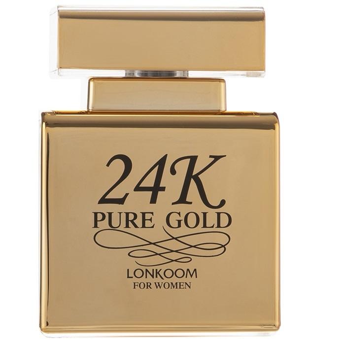 ادوپرفیوم زنانه لنکوم  Pure  Gold  حجم  100 میلی لیتر