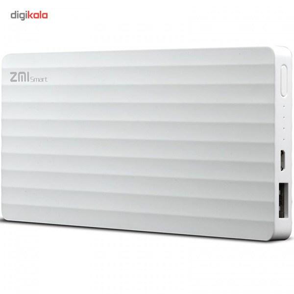 شارژر همراه شیائومی مدل ZMI HB810 ظرفیت 10000 میلی آمپر ساعت