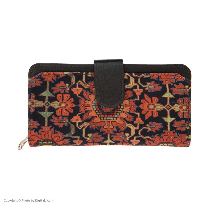 کیف پول زنانه میو مدل WB14 به همراه شال