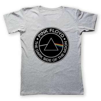 تی شرت مردانه به رسم طرح پینک فلوید کد 281