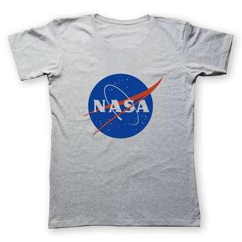 تی شرت زنانه طرح ناسا کد485