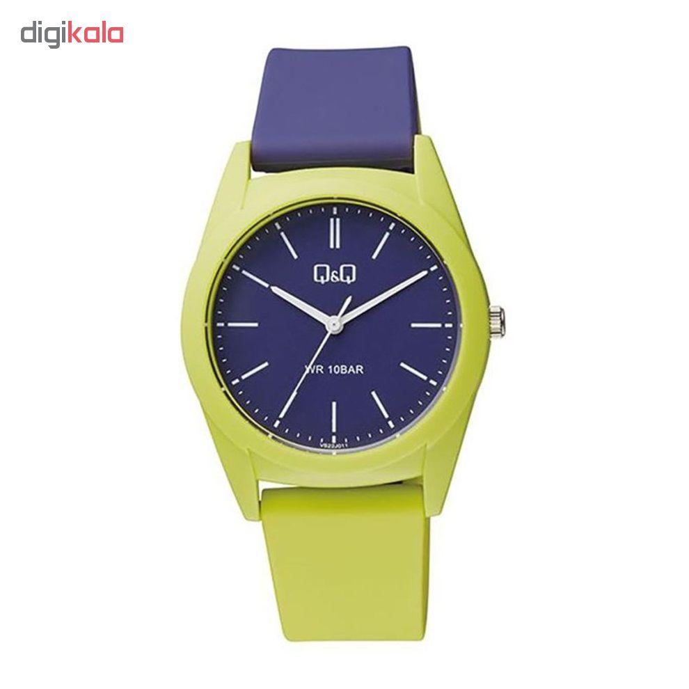 ساعت مچی عقربه ای کیو اند کیو  مدل vs22j011y              خرید (⭐️⭐️⭐️)