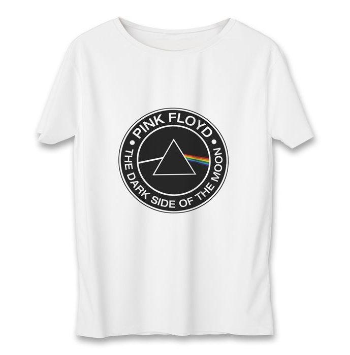 تی شرت مردانه به رسم طرح پینک فلوید کد381 main 1 1