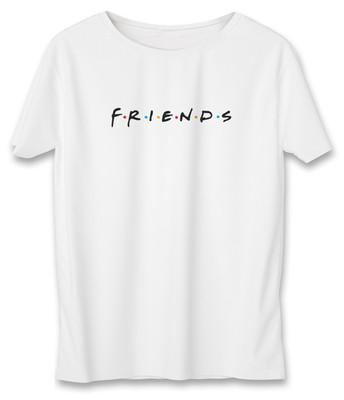 تی شرت زنانه به رسم طرح دوستان کد 587