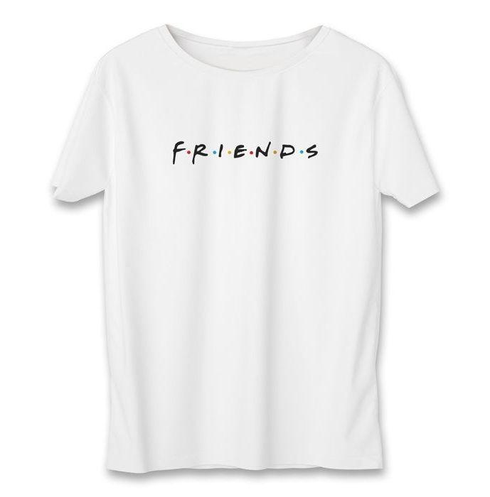 تی شرت زنانه به رسم طرح دوستان کد 587 main 1 1