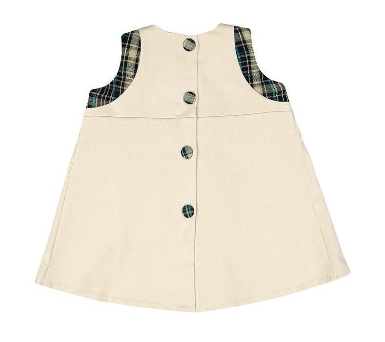 پیراهن دخترانه مهرک مدل 05-1381176