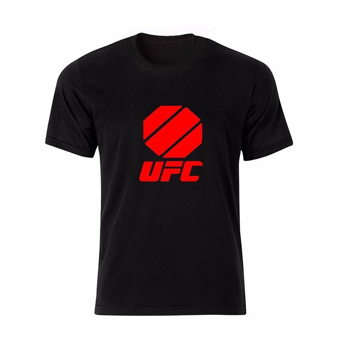 تی شرت مردانه طرح UFC کد BR13400