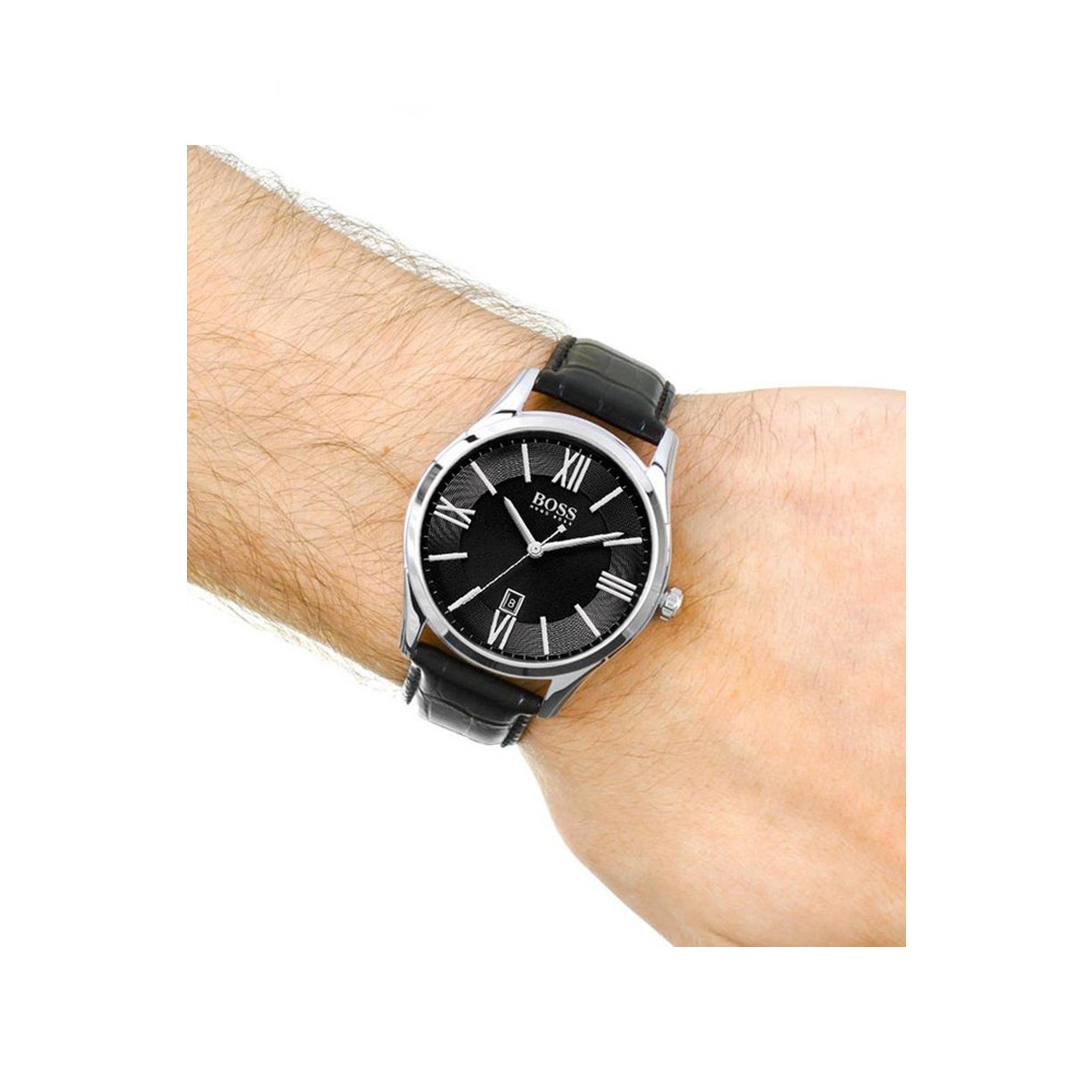 ساعت مچی  مردانه هوگو باس مدل 1513022              اصل