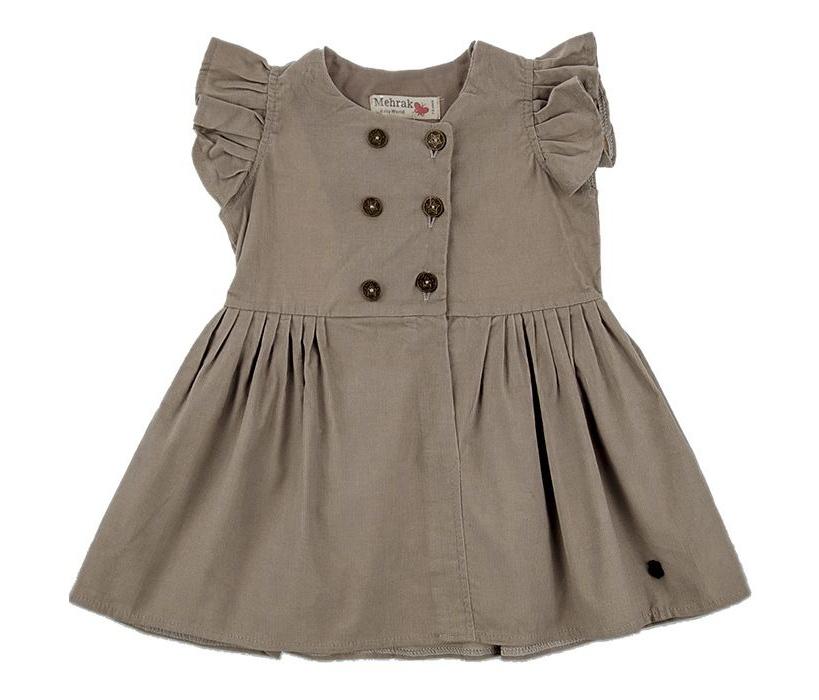 پیراهن دخترانه مهرک مدل 05-1381177