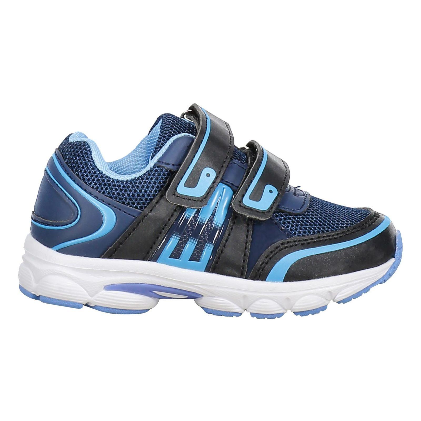 کفش ورزشی چسبی دخترانه - باتا - آبي  - 1
