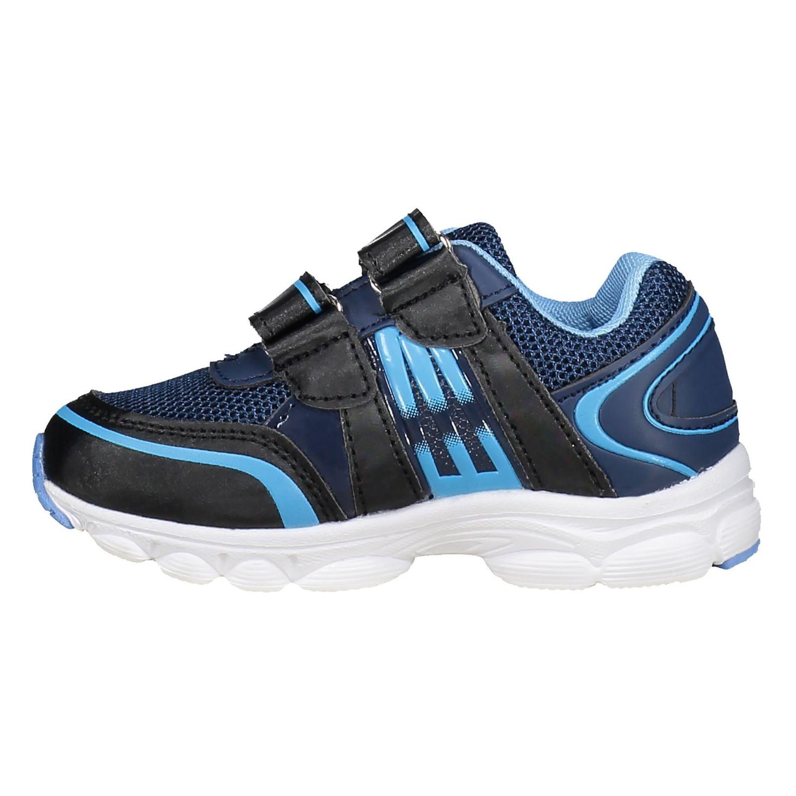 کفش ورزشی چسبی دخترانه - باتا - آبي  - 3