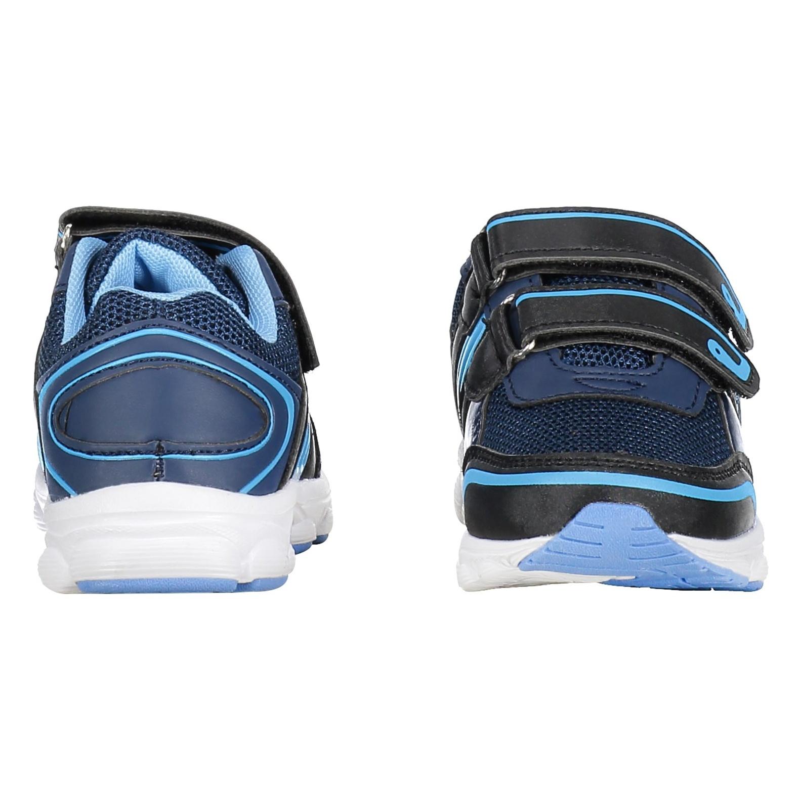 کفش ورزشی چسبی دخترانه - باتا - آبي  - 5