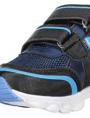 کفش ورزشی چسبی دخترانه - باتا - آبي  - 6