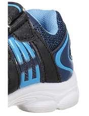 کفش ورزشی چسبی دخترانه - باتا - آبي  - 7