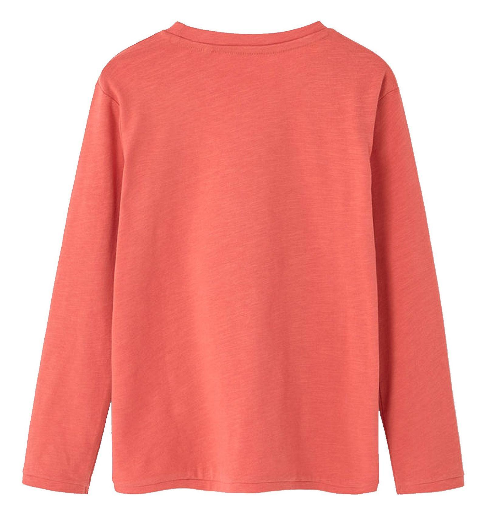 تی شرت نخی پسرانه - مانگو -  - 2