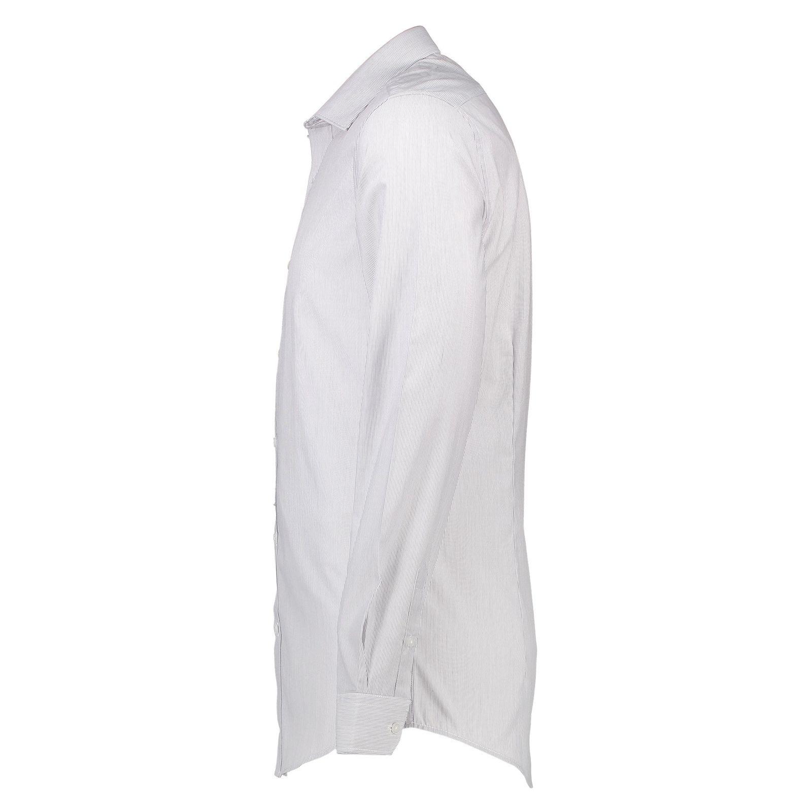 پیراهن رسمی مردانه - رد هرینگ - طوسي - 3