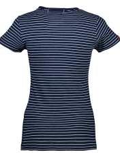 تی شرت نخی زنانه - سوپردرای - سرمه اي - 2