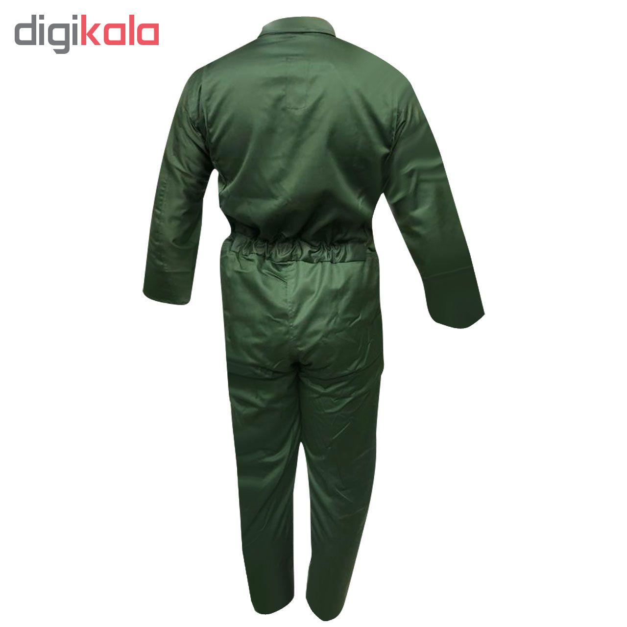 لباس کار مدل IGD1