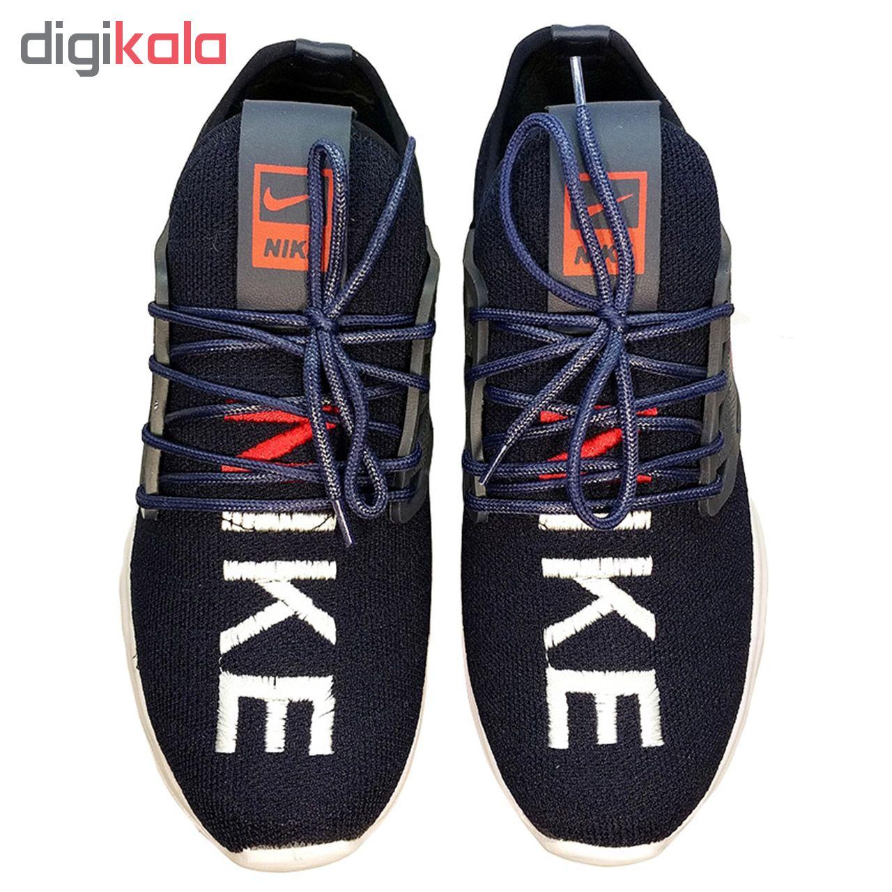خرید                      کفش  پیاده روی مردانه مدل NN_BLMS99