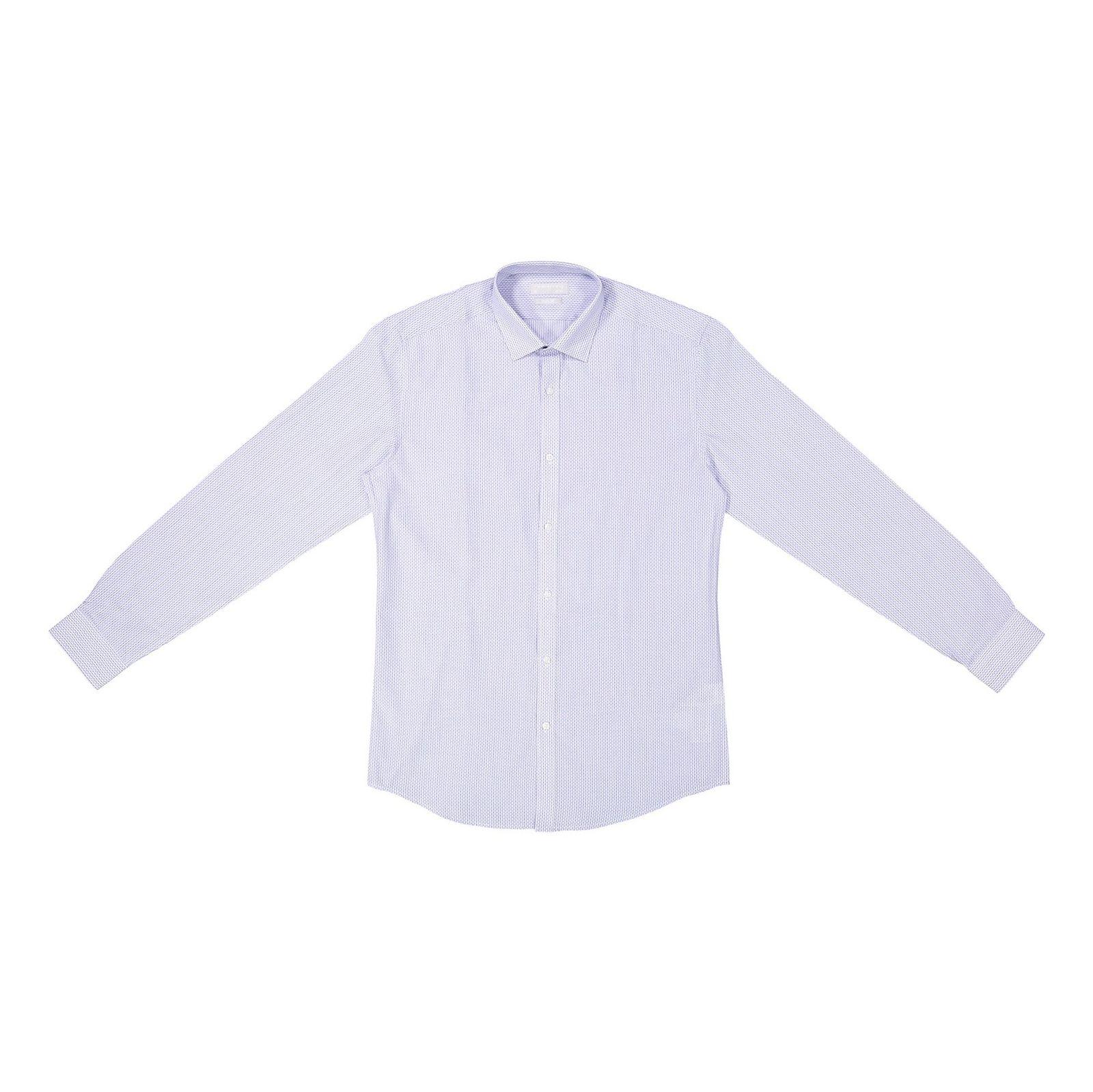 پیراهن رسمی مردانه - رد هرینگ - آبي روشن - 4