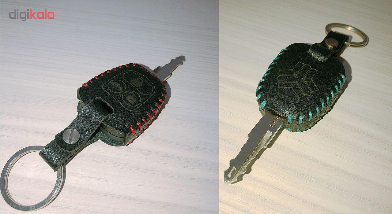 جاسوئیچی خودرو مدل LC-E100 مناسب برای ساینا main 1 9