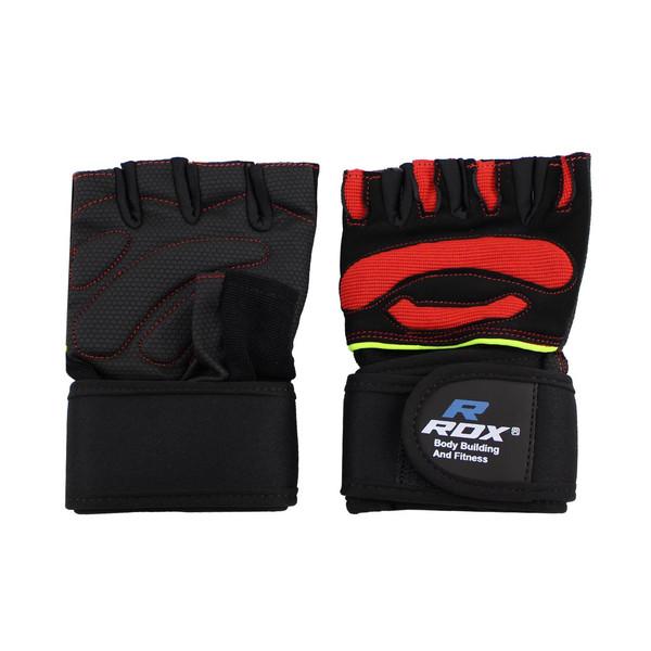 دستکش بدنسازی مردانه آر دی ایکس مدل RD4000