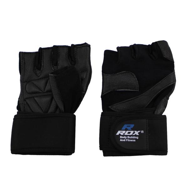 دستکش بدنسازی مردانه آر دی ایکس مدل RD3000