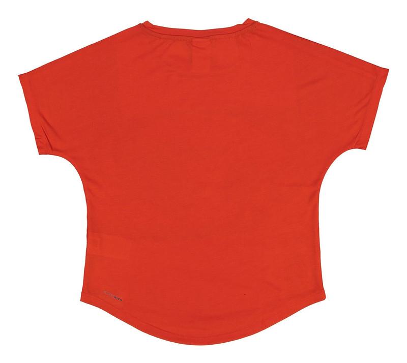 تی شرت ورزشی آستین کوتاه دخترانه - ریباک
