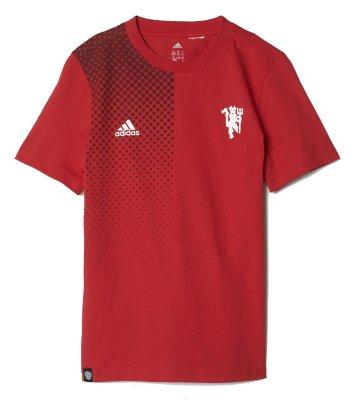 تصویر تی شرت ورزشی نخی پسرانه – آدیداس