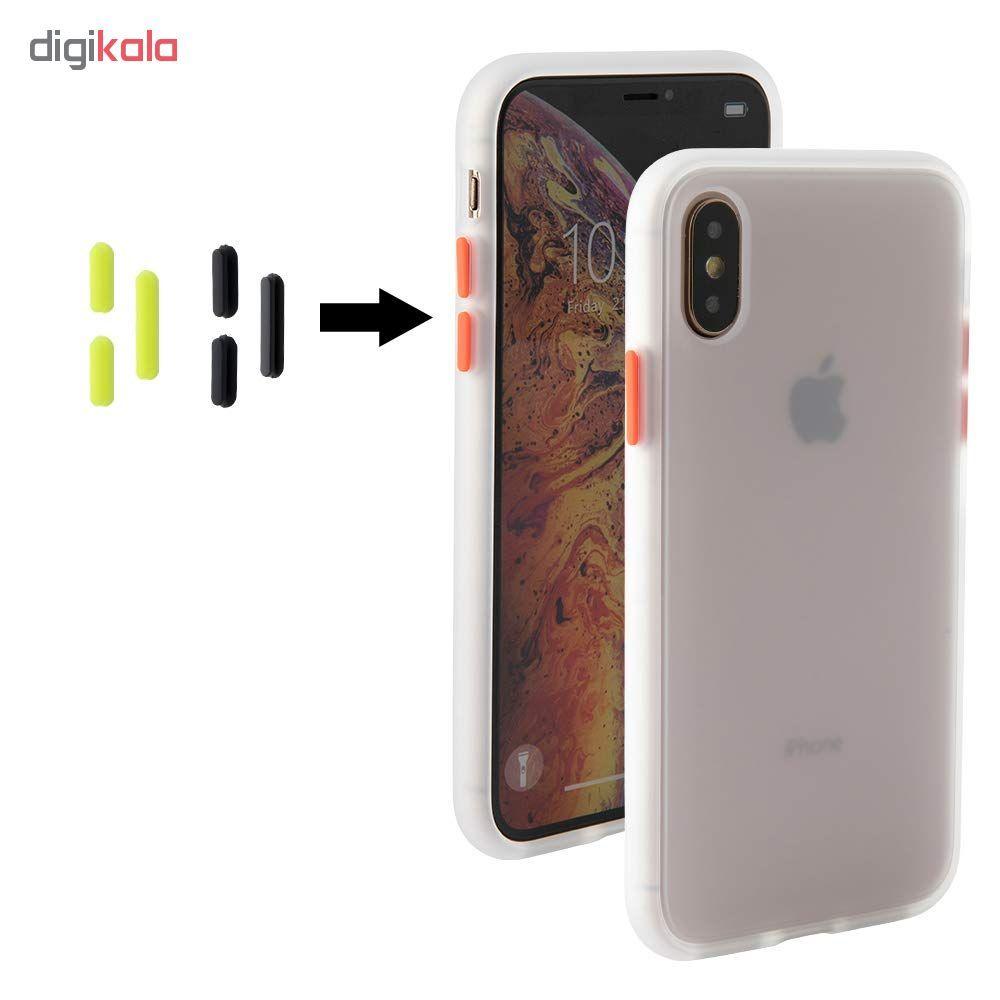 کاور مدل VF008 مناسب برای گوشی موبایل اپل Iphone X/XS main 1 4