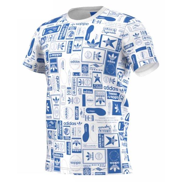 تی شرت نخی مردانه Street Graphic - آدیداس
