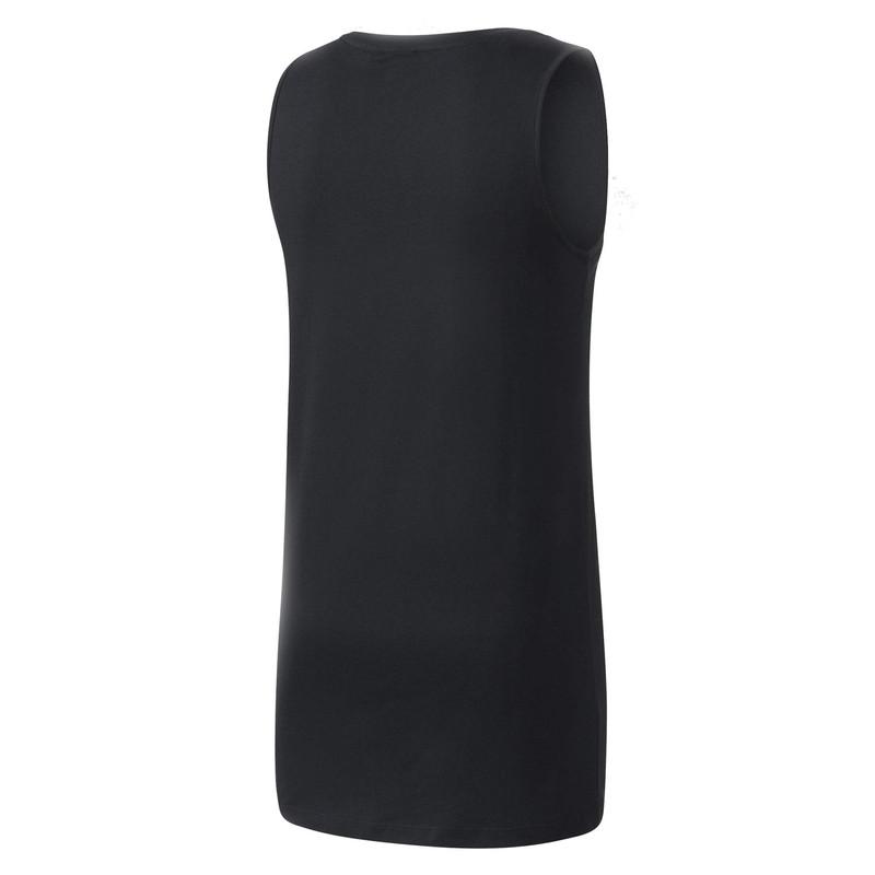 پیراهن نخی آستین حلقه ای زنانه Trefoil - آدیداس