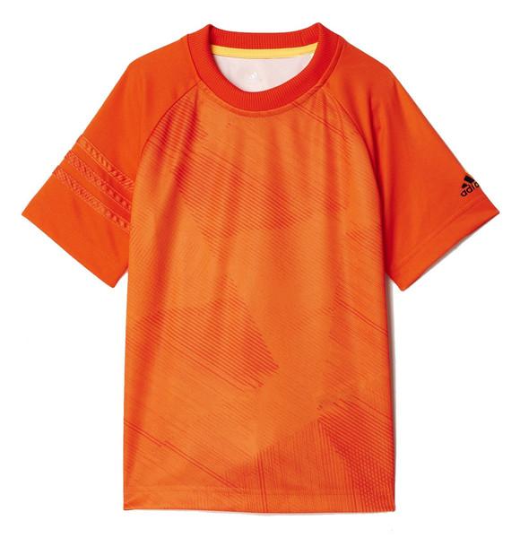 تی شرت ورزشی آستین کوتاه پسرانه Printed Training - آدیداس