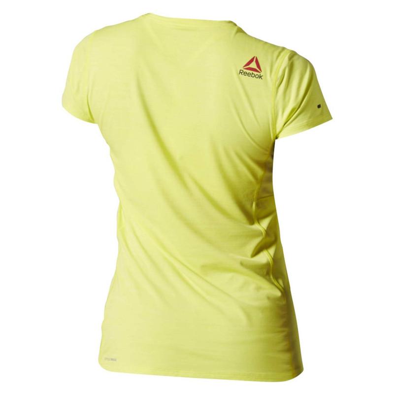 تی شرت ورزشی یقه هفت زنانه - ریباک