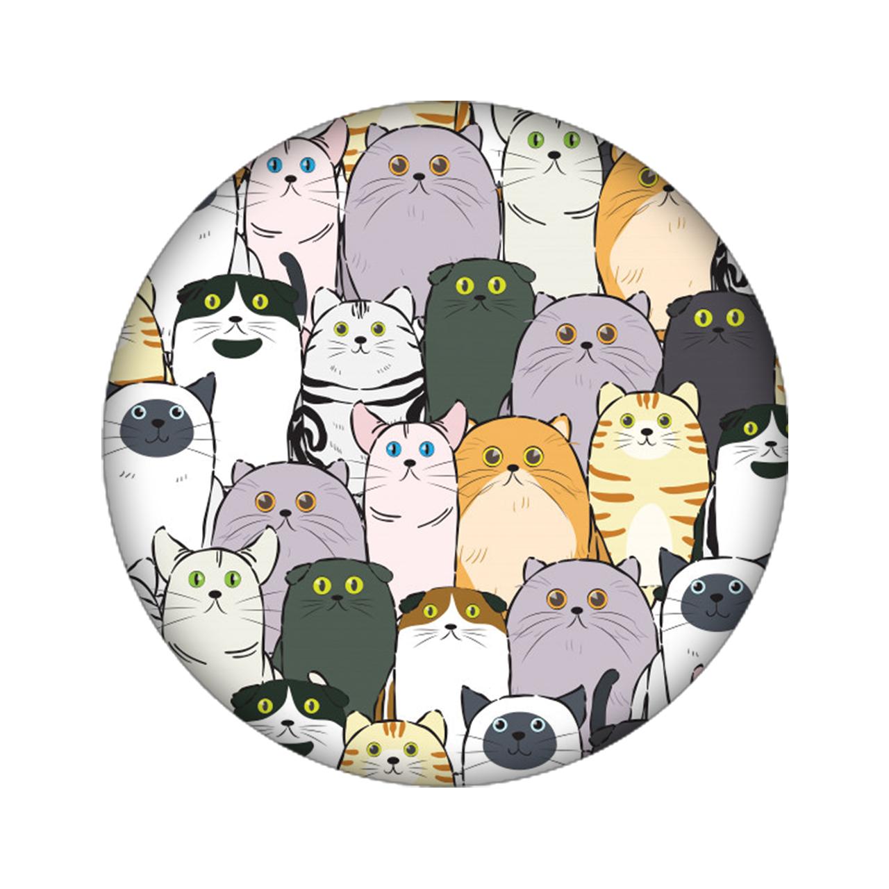 خرید اینترنتی [با تخفیف] برچسب کنسول بازی مدل گربه کد 1559 اورجینال