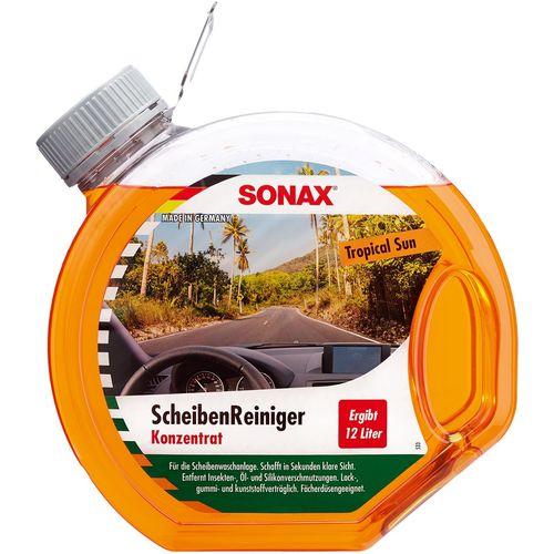 مایع شیشه شوی خودرو سوناکس مدل 387400 حجم 3 لیتر