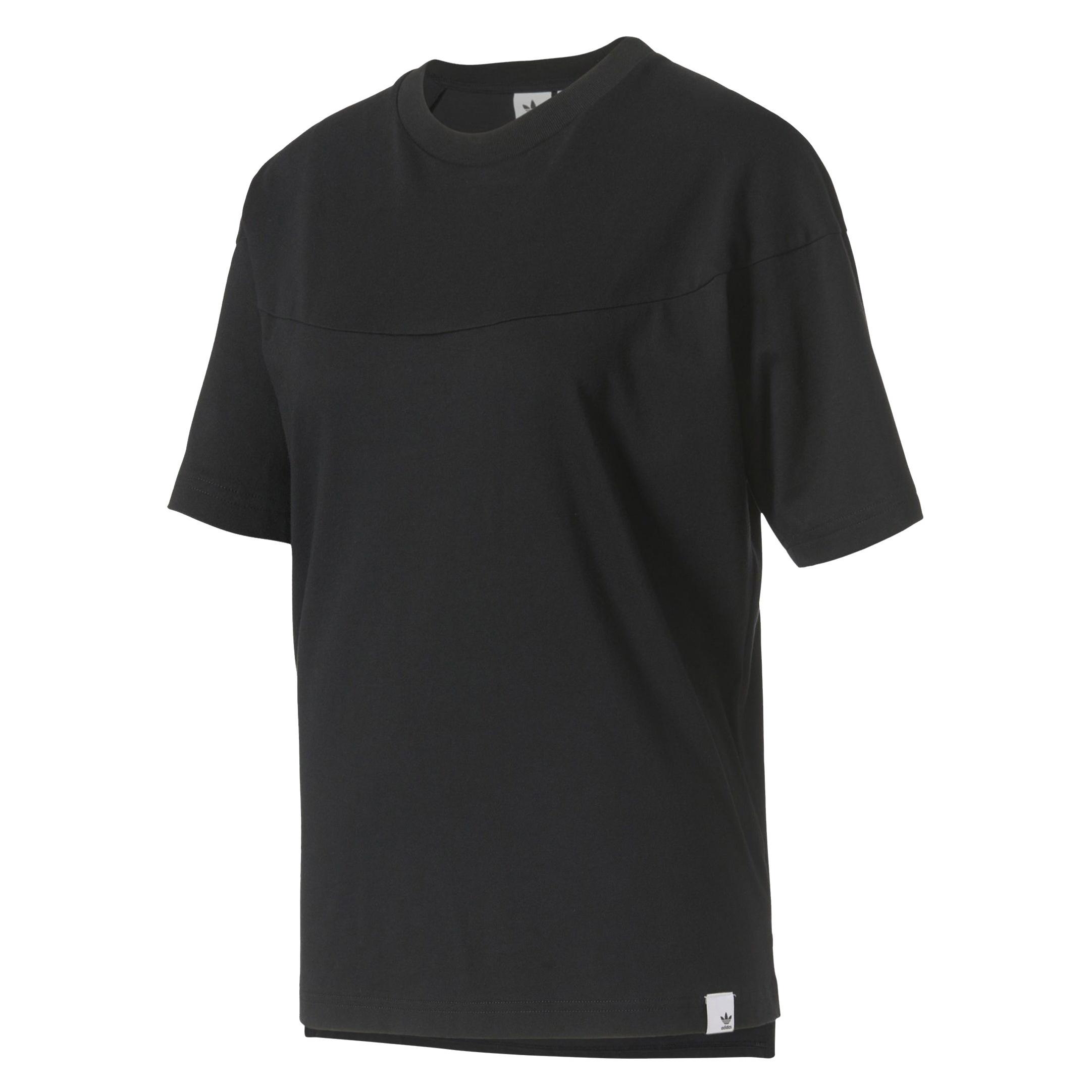 تی شرت نخی یقه گرد زنانه Xbyo - آدیداس