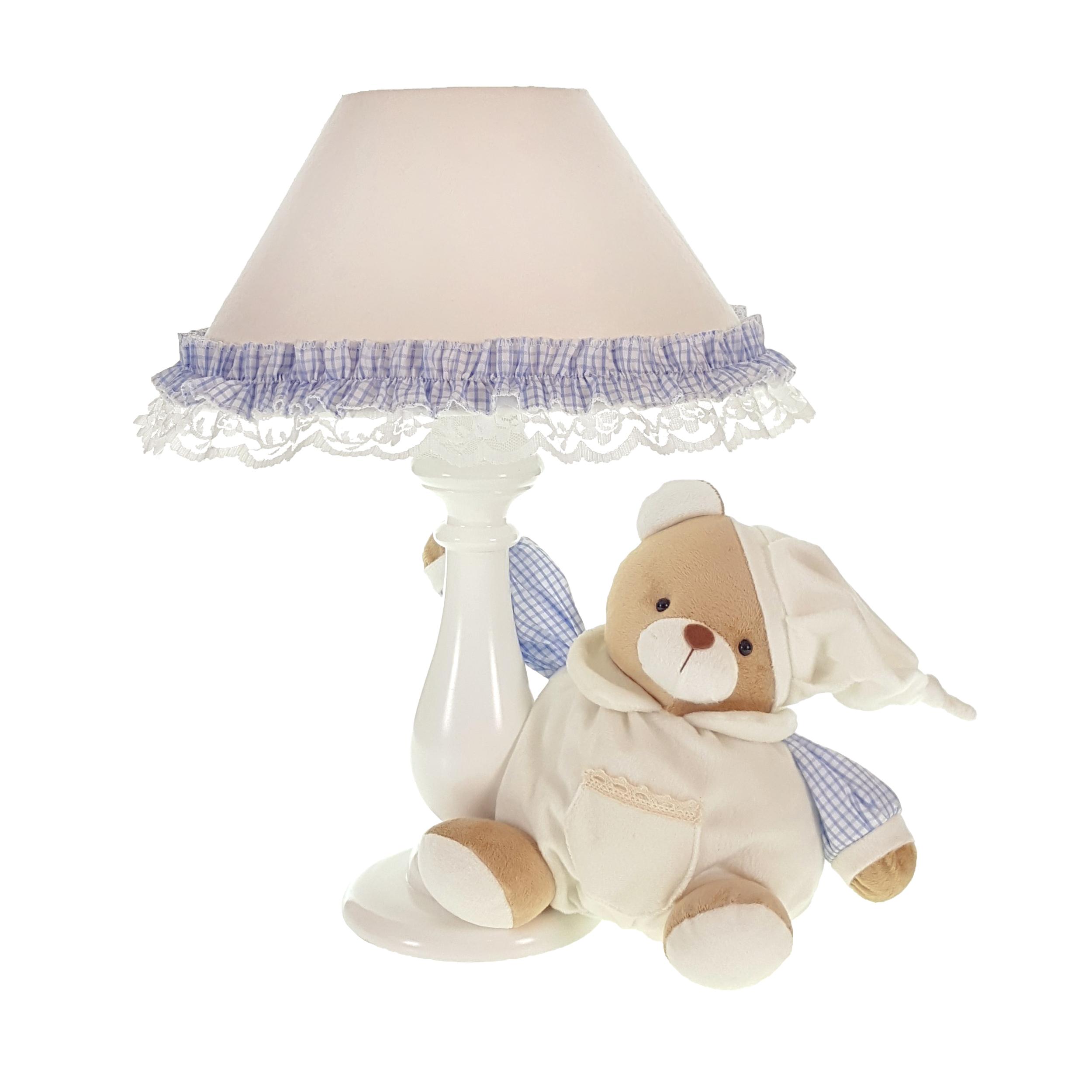 آباژور اتاق کودک طرح خرس نانان مدل FBF کد JPN-023