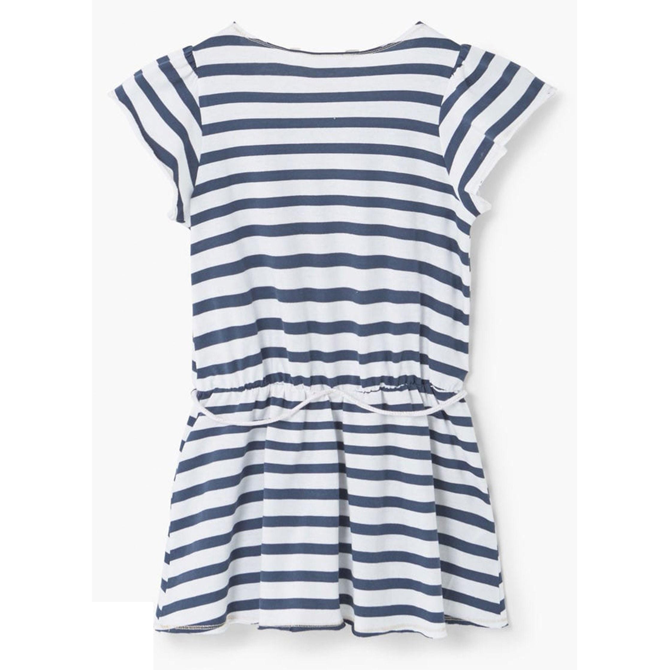 پیراهن نخی کوتاه دخترانه - مانگو -  - 2
